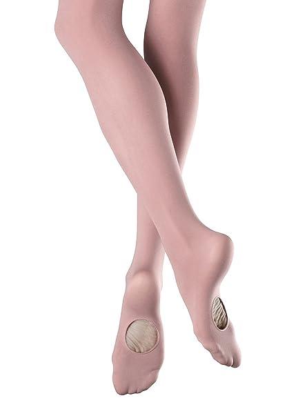 Amazon Com Bloch Dance Women S Ladies Endura Adaptatoe Tights