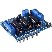 kuman Controlador de Motor L293D Shield para Arduino