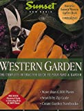 Western Garden Book, Sunset Publishing Staff, 0376006013
