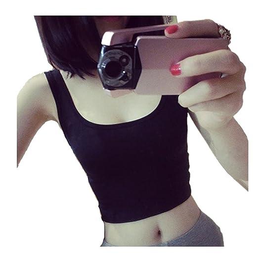 ba15463460 Sports Cami Crop Top