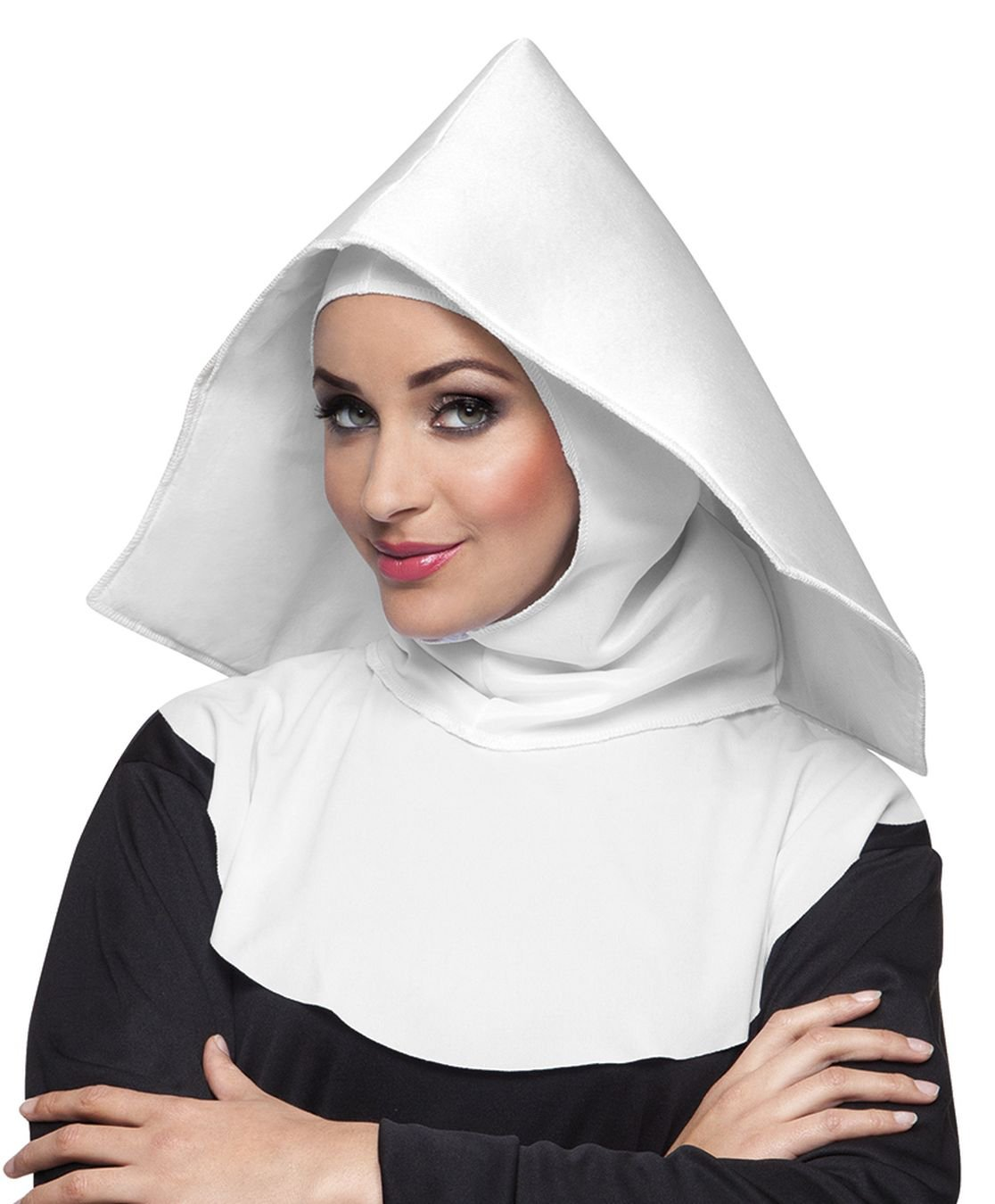 Boland 04235 Nun Mother Oberin Cap - Costume - One Size