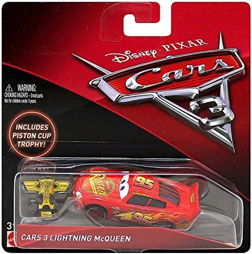 Disney Pixar Cars 3 STORM con JACKSON Piston Cup Trophy Diecast TOKYO DRIFT