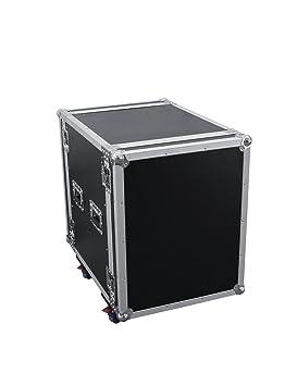 Amplificador Rack pr de 2ST, 14he 55 cm, con ruedas: Amazon.es: Electrónica