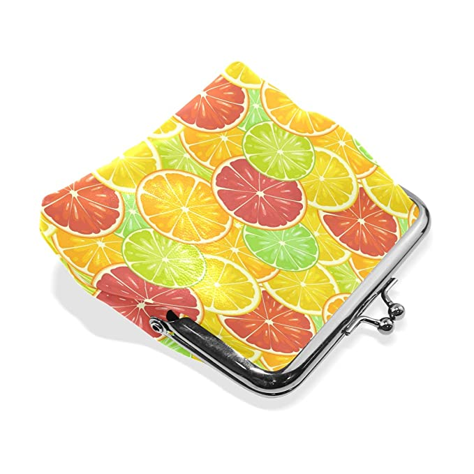 Amazon.com: Crowded Seven Colored Lemon Slices Fashion ...