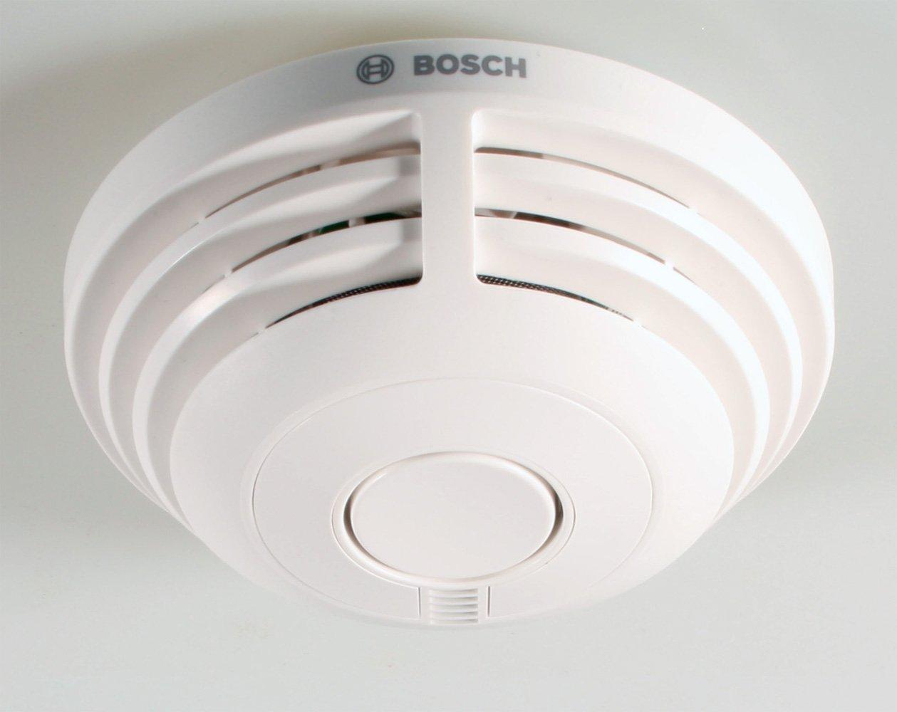 3 x Bosch Detector Ferion 1000 o con 10 años de iones de batería fuego Detector Detector de humo de incendio con: Amazon.es: Bricolaje y herramientas