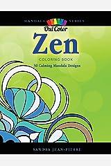 Zen: 30 Calming Mandala Designs (Mandala Series) Paperback