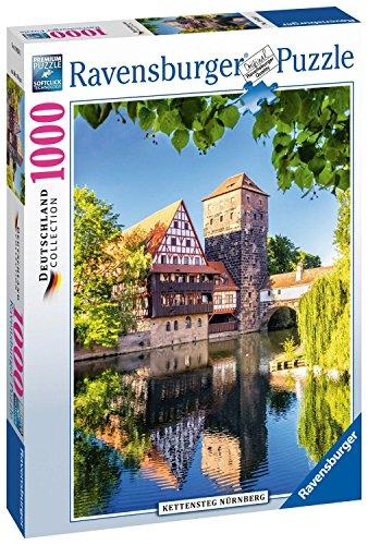 Ravensburger Henkersteg - Nürnberg Germany Jigsaw Puzzle (1000 Piece)