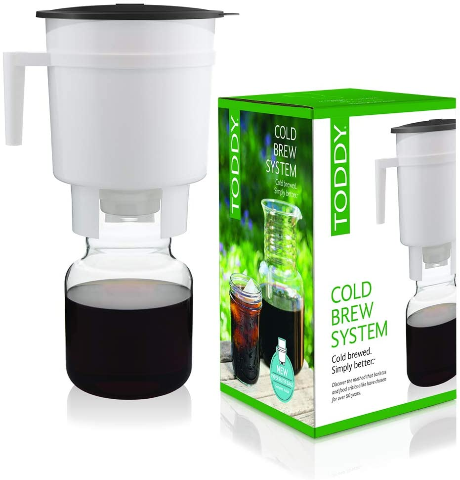 4. Toddy Cold Brew System, Best-Iced Coffee Brew System: