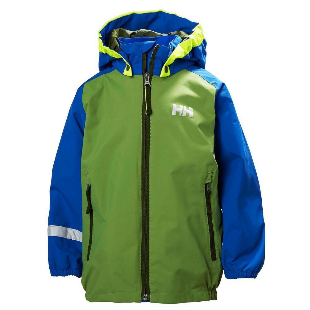 Helly Hansen K Shield Jacket Evo, Forest Green, Size 5 by Helly Hansen (Image #1)