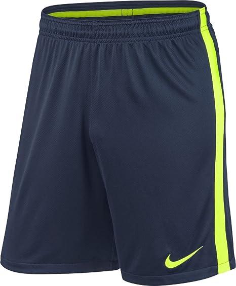 Nike Squad 17 Herren Training Shorts obsidian volt