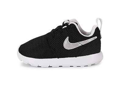 separation shoes e67ed 6efd0 Nike Roshe One Mid Winter TD, Chaussures pour Nouveau-né Mixte bébé, Noir