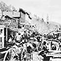 Audio Journeys: The Wild West Town of Deadwood, South Dakota Radio/TV Program by Patricia L. Lawrence Narrated by J. D. Streeter