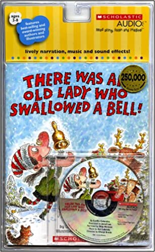 Descargar Libros Gratis There Was An Old Lady Who Swallowed A Bell! [with Cd] Mega PDF Gratis