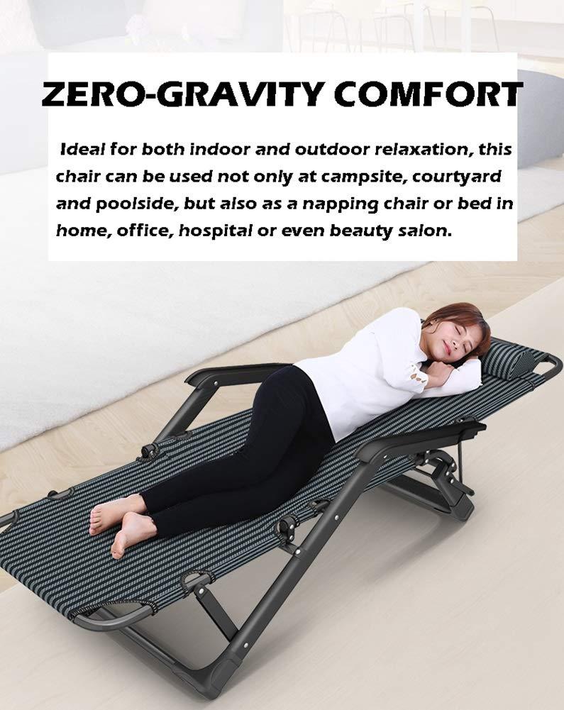 Amazon.com: Sillas reclinables para patio – silla plegable ...