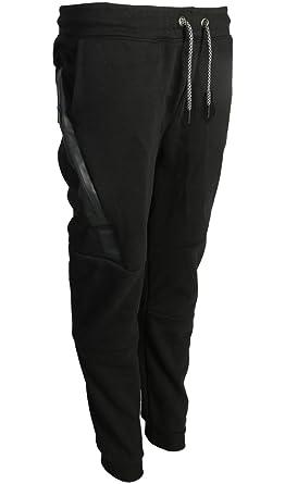 669f4bdc2843 Galaxy by Harvic Boys Tech Fleece Performance Active Fleece Jogger  Sweatpant