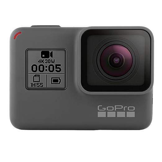 154 opinioni per GoPro HERO5 Videocamera 12 MP, 4K/30