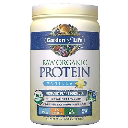 Garden of Life Raw Organic Protein Vanilla Powder