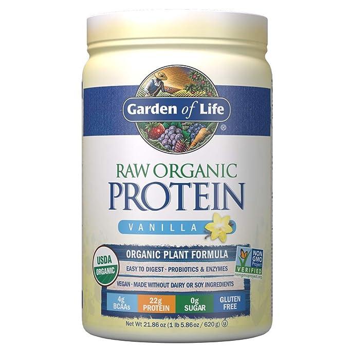 Garden of Life, Raw Protein, Vanilla, 22 oz (631 g)