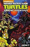 teenage mutant ninja turtles amazing adventures volume 3