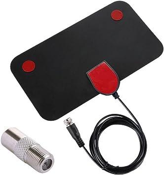 Antena HDTV de 20 db gh TV Home HD Digital sy Instalar ...