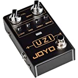 JOYO R-03 UZI Distortion Pedal Guitar Effect Pedal for Heavy Metal Music High Gain Distortion Pedal for Electric Guitar…