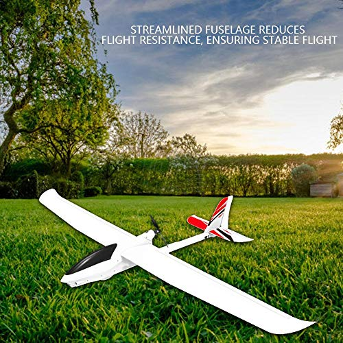 Dilwe PNP Glider, 2000MM Wingspan Fixed-Wing Glider with 2215 1400KV Motor 30A ESC RC Aircraft Model Outdoor Toys(PNP) by Dilwe (Image #2)