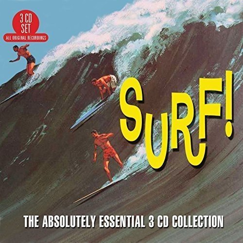Surf: Absolutely Essential 3CD Collection / Var