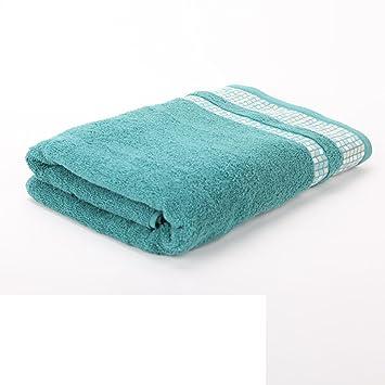 Plaza del hilado hueco/ el tejido facial simple/[toalla de baño]/ toalla/ lavar la toalla de baño-C: Amazon.es: Hogar