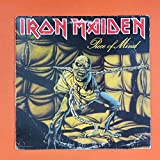 IRON MAIDEN Piece Of Mind ST 12274 Sterling LP Vinyl VG Cover VG