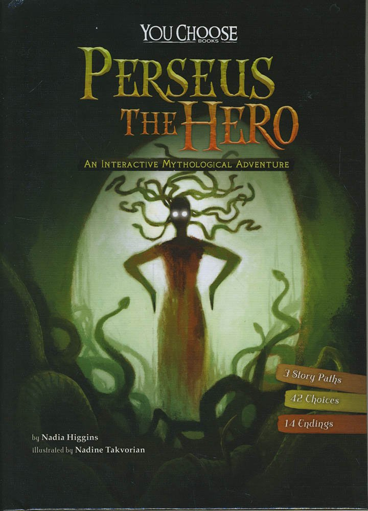 Buy Perseus The Hero An Interactive Mythological Adventure