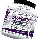 100% Pure Proteína 1500g - Complejo polvo de proteína de suero - calidad realmente alta - ganar músculo y Control de Peso - La mejor proteína para construir músculos (vainilla)