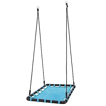 Amazon Com Evokem Nest Swing Square Swing Climbing Swings