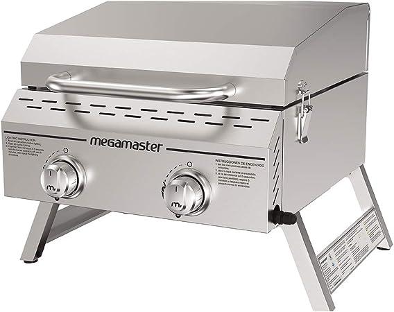 Megamaster 820 0033M Grille à gaz Propane en Acier
