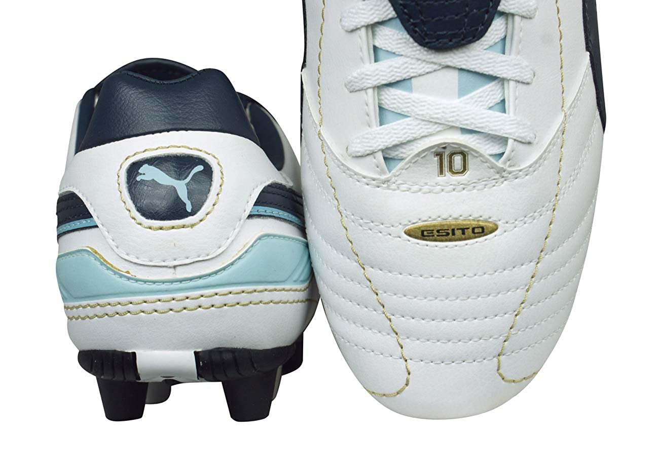 huge discount de810 2cba8 Puma Esito Diego Finale HG Mens Football Boots Maradonna Argentina   Amazon.co.uk  Shoes   Bags