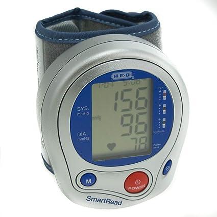 lectura de presión arterial saludable promedio