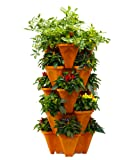 Large Vertical Gardening Stackable Planters