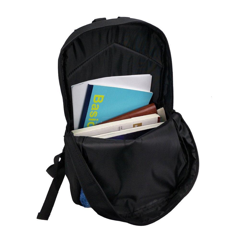 Bigcardesigns Deep Sea Animal Shark Backpack Blue School Bag for Boys Girls Fashion Knapsack by Bigcardesigns (Image #3)