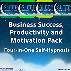 Business Success, Productivity, and Motivation Pack