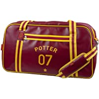 Groovy  Harry Potter Quidditch Fourre-Tout Rouge Taille M