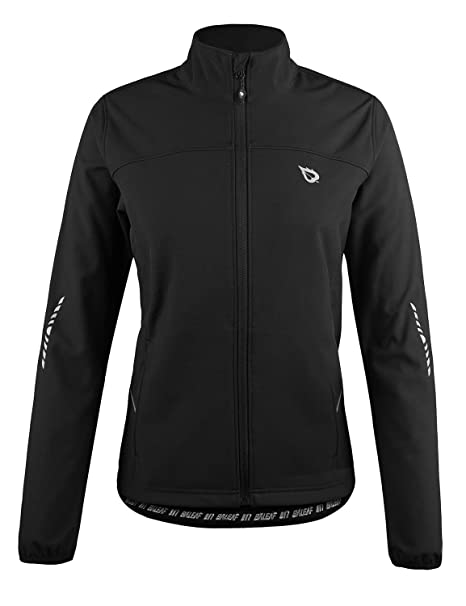 Damen Radfahren Winddichtes Thermal Baleaf Softshell rCBodxe