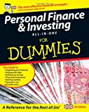 img - for Personal Finance and Investing All-in-one for Dummies (For Dummies) book / textbook / text book
