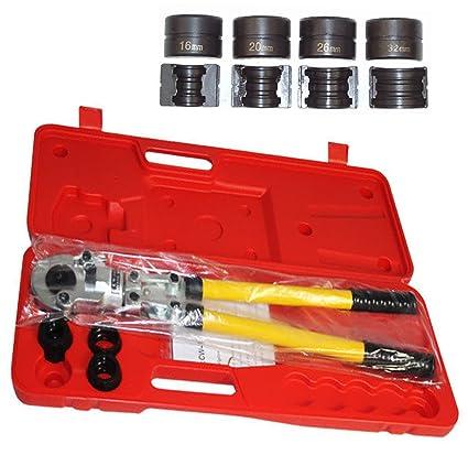 obller Pinza crimpadora PEX. pressatrice para multicapa profesional Manual.16 – 32 mm