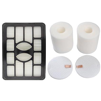 2 Felt Filter for Shark NV500 Rotator Professional Vacuum NV501 NV502 2 Foam