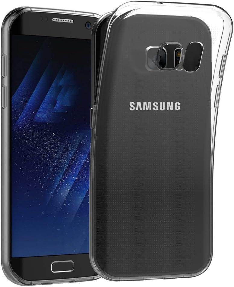 MaiJin Funda para Samsung Galaxy S7 Edge (5,5 Pulgadas) Resistente ...