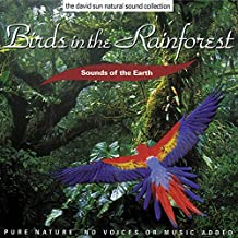 Sounds of the Earth: Birds In Rainforest