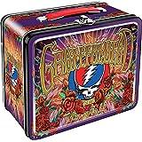 Aquarius Grateful Dead Large Tin Fun Box