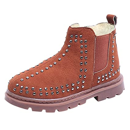 f48eda1ed4cc Amazon.com  Little Kids Winter Autumn Boots