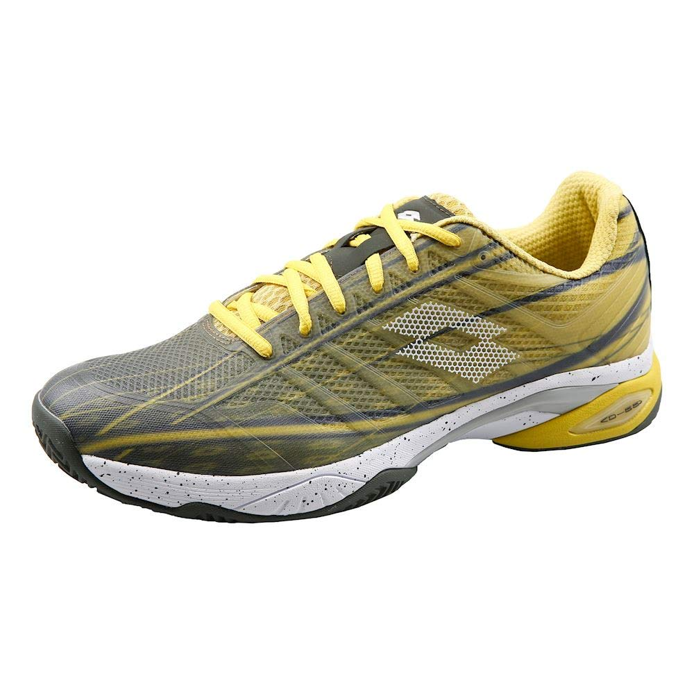 Lotto Mirage 300 Clay Court Shoe Men Lemon: Amazon.es: Deportes y ...