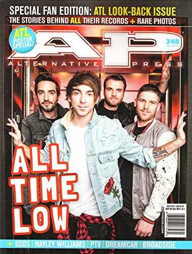 all time low alternative press - 3