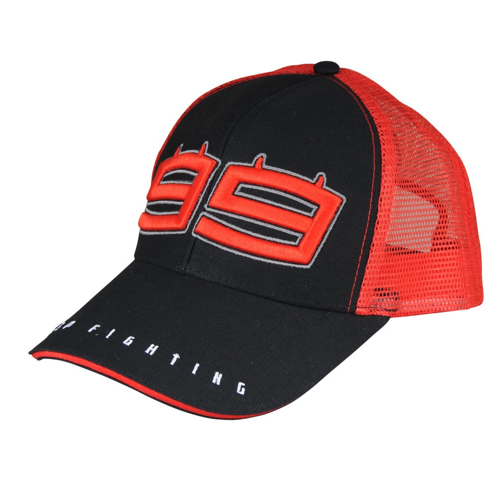 Gorra Jorge Lorenzo Oficial 99 Keep Fighting PRITELLI